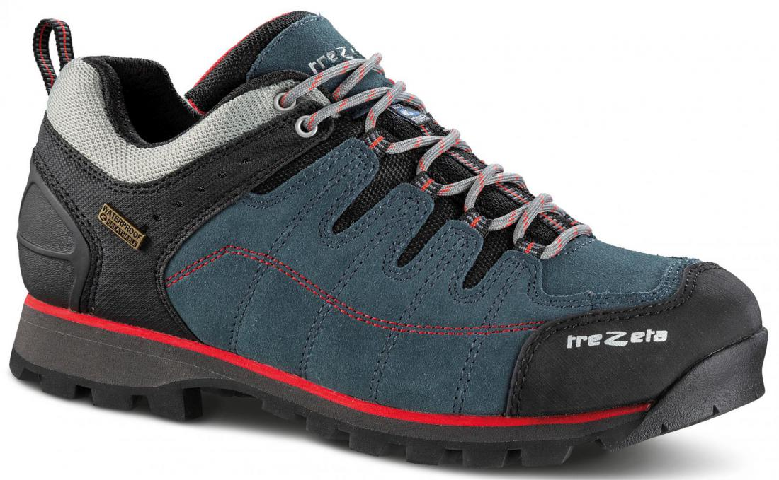 Hurricane Evo Low Wp, blue/red